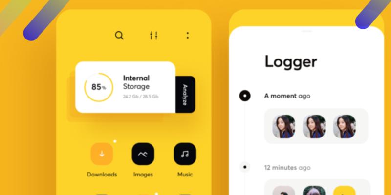 mobile app development UI-UX