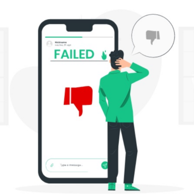 Mobile Applications Fails