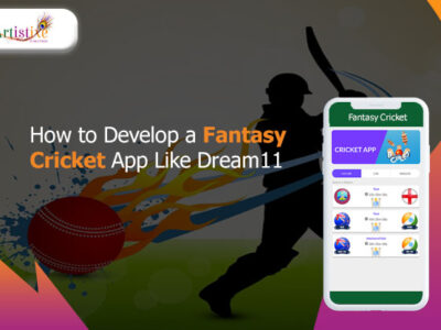 How to develop a fantasy cricket app like Dream11